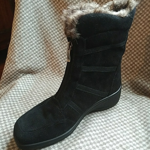 Brand New Black Ara Gore tex boots